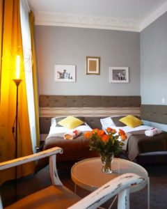 Apartament Superior w Hotelu Expolis Residence #3
