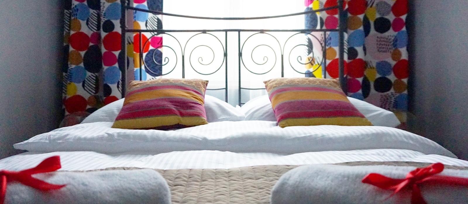 Pokój dwuosobowy Economy w Hotelu Expolis Residence baner