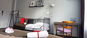 Pokój dwuosobowy Standard w Hotelu Expolis Residence standard