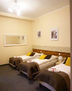Pokój trzyosobowy Economy w Hotelu Expolis Residence #2